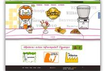 bertal.es / Web para las tiendas Bertal. www.bertal.es