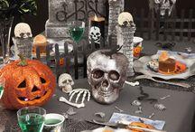 HALLOWEEN / Retrouvez toutes les idées costumes, déguisements et décoration pour passer un Halloween superbement terrifiant ! #Halloween #HalloweenParty