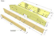frezovací stôl a doplnky stola