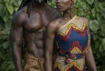 make e roupa para festa fantasia para negros