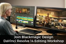 Blackmagic Design DaVinci Resolve 14 Editing Workshop