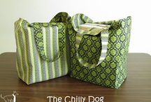 Re-useable Library bags