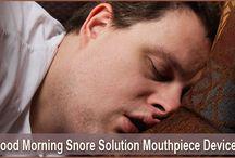 Anti-Snoring Mouthpiece