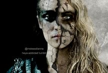 The 100 / Clexa photos and more