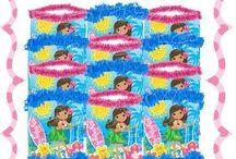 Luau Summer Birthday Party Decorations