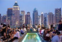 terrazze sulla city