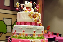 Cute Birthday Party Ideas  / by Valerie Statham