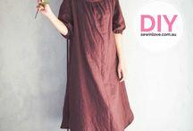 Linen dresses