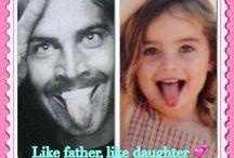 Paul& datter