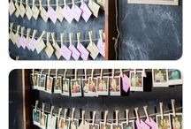 Table plans - creative table planning! / Creative table plans for weddings