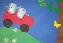 Preschool Stories / by Leslie Leo-August