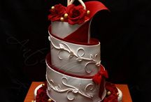 Decorating cake & cupcakes