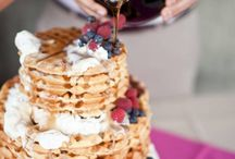 Breakfast/Brunch Reception / Fresh Tracks brides are requesting breakfast/brunch receptions more frequently.  Will this be a hot trend in 2015?