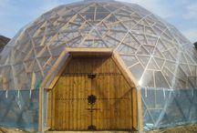 Domos geodesico