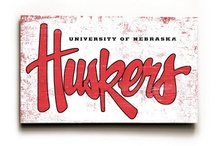 Husker Nation / Husker stuff, or anything in Husker colors.  Slowly, but surely adding things as I find them. / by Cathleen