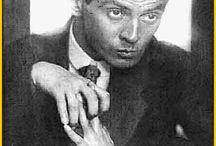 Egon Schiele / (12 июня 1890, Тульн-на-Дунае — 31 октября 1918, Вена) — австрийский живописец и график, один из ярчайших представителей австрийского экспрессионизма