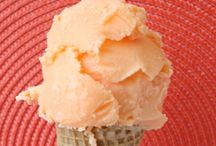 ice cream maker recipes / by Kat