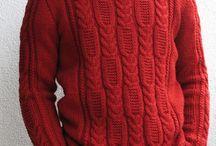 pulovere barbati