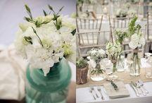 Blomstetpynting av bord