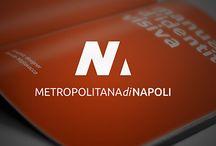 Manuale d'identità visiva / Main Project Master Graphic Design Il sistema di identità visiva per la metro linea 1 - Napoli
