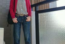 春・秋ファッション