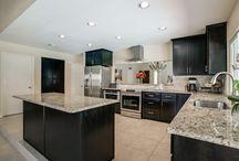 Black Kitchen Renovation / Black Kitchen Renovation - Dallas TX