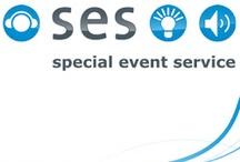 Special Event Service / veranstaltungstechnik . eventmanagement . djs & moderatoren