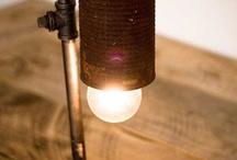 lighting / by Cinderella Mckinsey