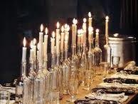 Table  décoration