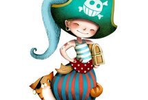 piratas / by Pili Salinas