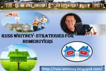 Russ Whitney- Strategies for Homebuyers / Russ Whitney emphasize for homebuyers with few strategies that homes are selling fast and home prices are starting to inch up again. It's becoming a seller market in many areas.