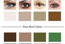 Цветовые палитры