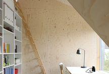 Interiors | attic