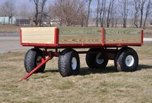 ATV Trailers and Products / Examples for some of our ATV trailers and products all made in the USA
