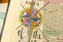 bible journaling / by Ashley Engel