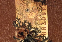 My Tags, ATCs & Mail Art
