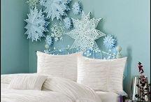 Frozen bedroom / by Megan Thacker