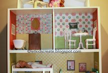 doll house project / by Julieta Chacon