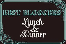 BB - Lunch & Dinner / Lunch and Dinner recipes from the best bloggers out there.  Find meal ideas for lunch and dinner, sandwiches, casseroles, steaks, pork, beef, chicken, fish, skillet and much much more.  Only 5 pins a day allowed.  Bobbi or Adrian can invite ONLY.  Want an invite? Go here - https://www.pinterest.com/3glol/group-board-invitations/