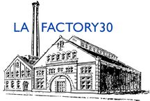 LA FACTORY30 / Plate forme textile et mode à Nîmes.