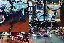 Bike Shop Displays