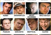 Leonardo DiCaprio / by Julie Carter