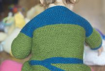 Tellybean Knits / Shnazzy knitting patterns for shnazzy babies