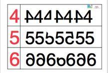 numeracion -fichas
