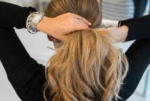 My love, Hair Styles