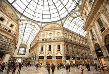 Mailand-Reise