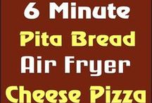 Airfryer cooking