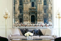 Staged: Living Room  / by Maureen McHugh Hodges