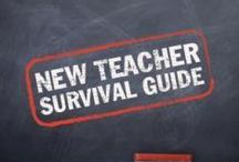 New teacher support / Education / by Carla Piggee