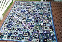 Crochet - Blankets. / by Ashley Curry